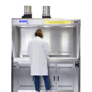 CleanLine - Schutz für den Anwender - EX Schutz und gezielte Luftströmung | Professionelle Reinigung und individuelle Reinigungslösungen