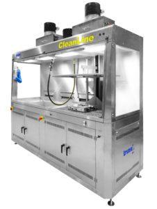 CleanLine 2600 mit HUB-System | Professionelle Reinigung und individuelle Reinigungslösungen