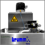 CleanLine 1000 EX | exhaust and supply air fan in ATEX version