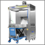 CleanLine 1400 | with lifting unit