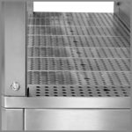 CleanLine 1800 EX | work surface with perforated plate cover