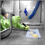 CleanLine 2000 | vario nozzle for cleaning the parts